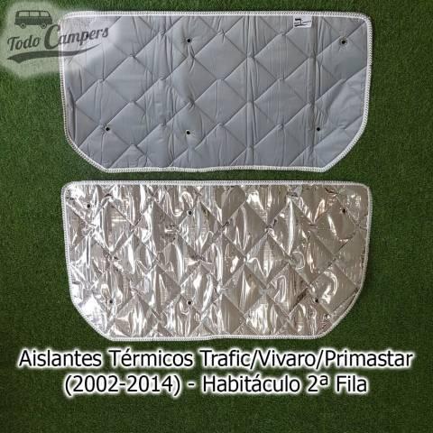 parasol furgoneta habitaculo 2º fila Vivaro Primastar 2002-2014