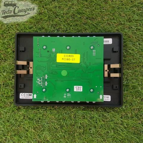panel de control LED de Centralita System CBE PC180 parte trasera