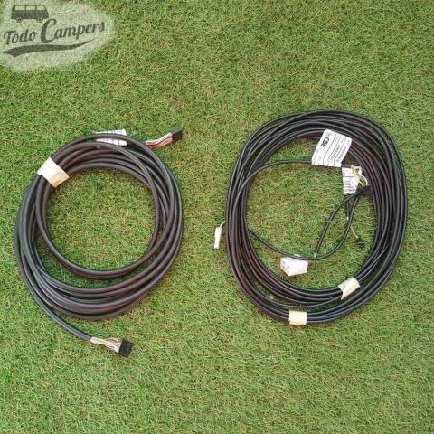 cableado de Centralita System CBE PC180