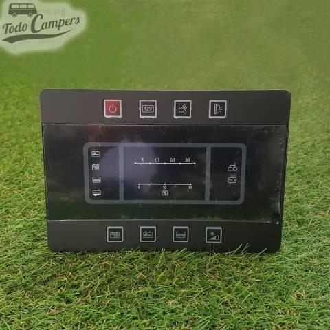 panel de control LED de Centralita System CBE PC180