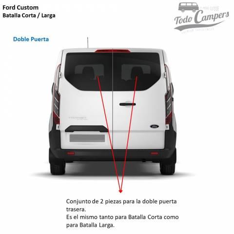 doble puerta ford custom