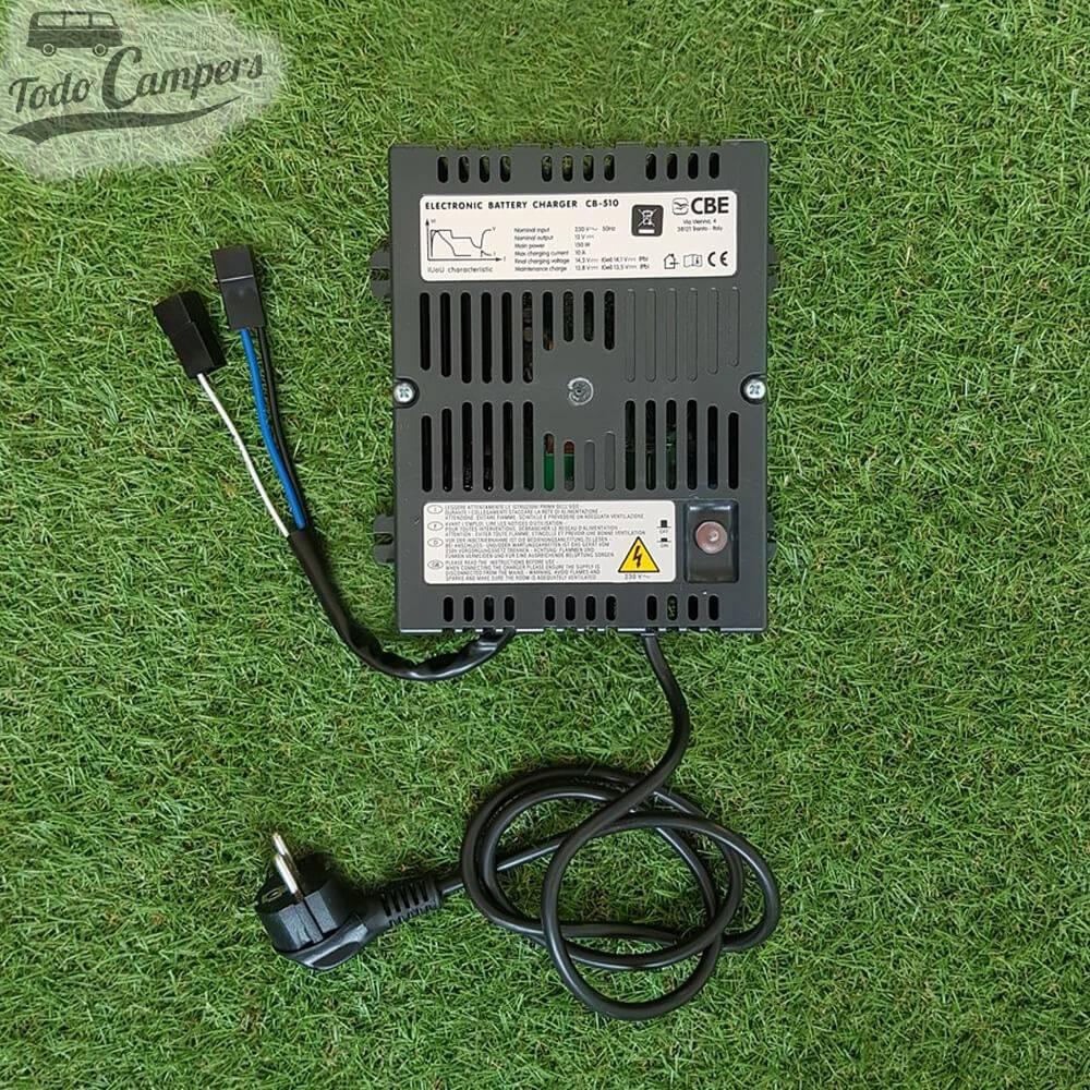 Cargador de Batería Fijo 10 A CBE 510 (50-120Ah)