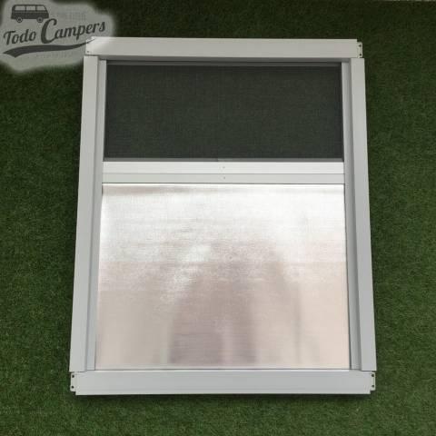 Oscurecedor-Mosquitera NRF Blind Flyscreen -  Vista por detrás