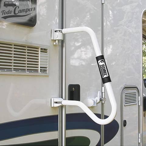 Antirrobo de doble seguridad para nuestra caravana o autocaravana