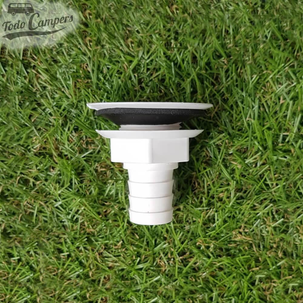 Desagüe recto - Salida 19 mm, Tipo B