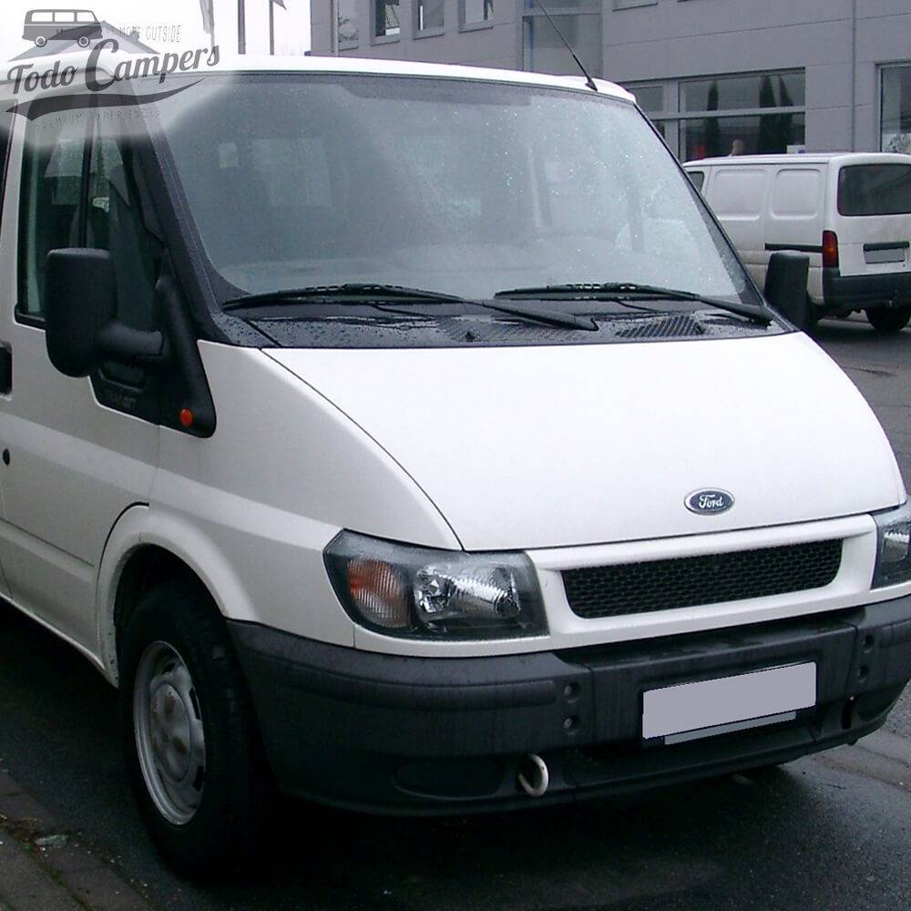 Aislantes Térmicos Ford Transit 2000-2006 - Juego Cabina (3 piezas)