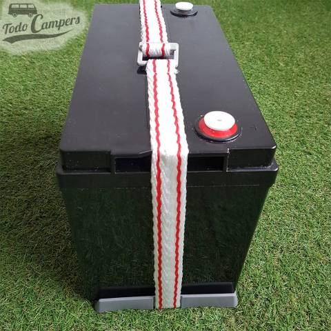 cinta para sujeción de batería