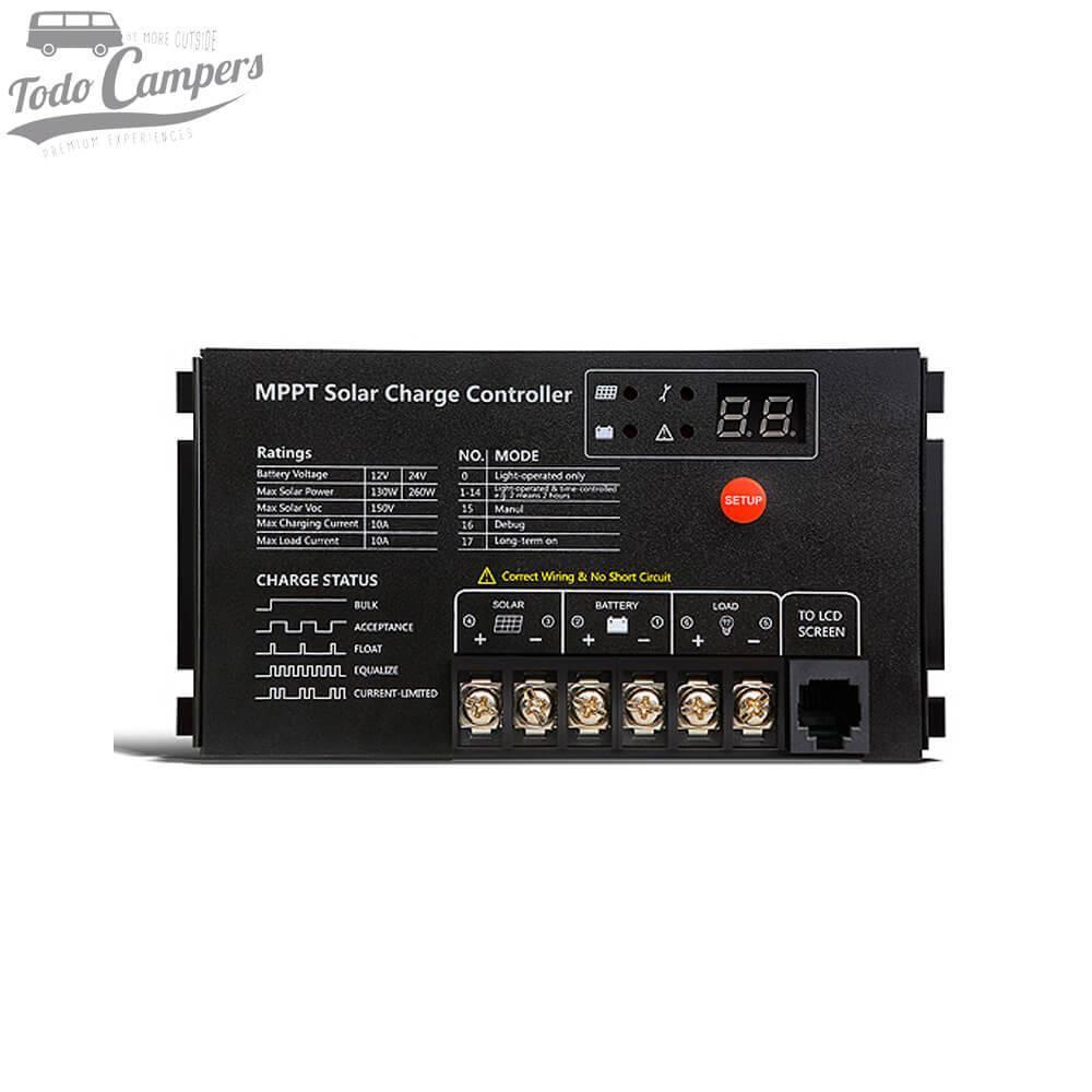 Regulador Solar Vechline 10A - MPPT