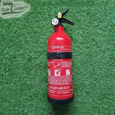 Extintor 1 Kg