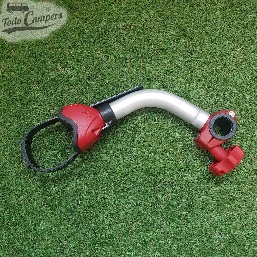 Fiamma Bike Block Pro 2 Rojo para portabicicletas Fiamma. Portabicicletas para furgoneta, autocaravana o caravana