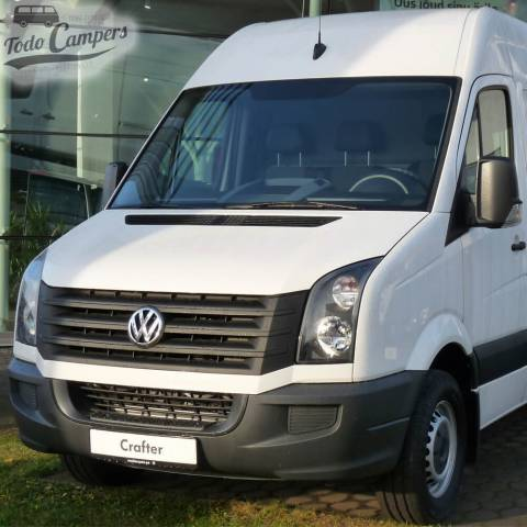 Furgoneta Mercedes Sprinter-VW Crafter 2006-2018