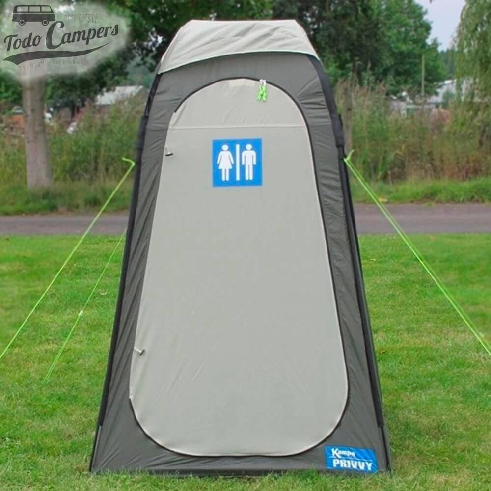 Cabina Multiusos (WC, Cambiador, Ducha) Kampa Privvy