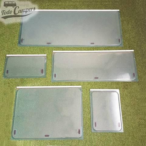 Cristal compatible Ventanas Dometic Seitz S3, S4 y S5 - Varias Medidas Vista Interior
