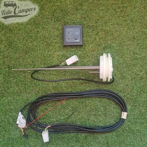 Piezas y componentes del Panel indicador LED aguas limpias con sonda - CBE