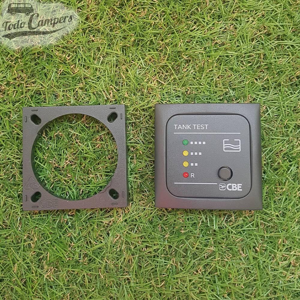 Panel indicador LED aguas limpias con sonda - CBE
