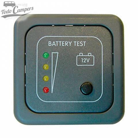 Voltímetro CBE LED 12V con...