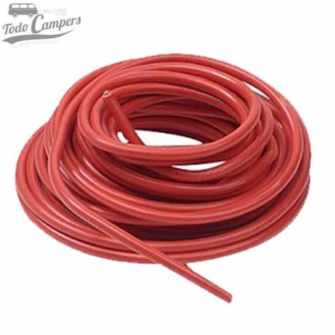 Cable en Rollos (Rojo o...
