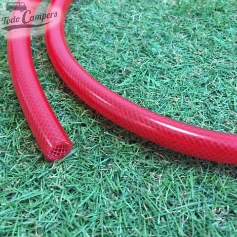 Manguera Roja - 10mm diametro (venta por metros)