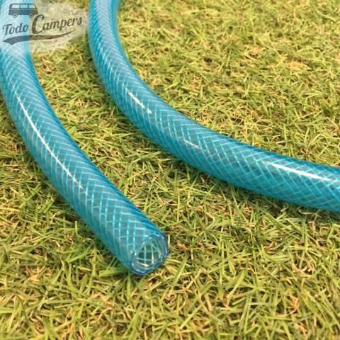 Manguera azul10mm