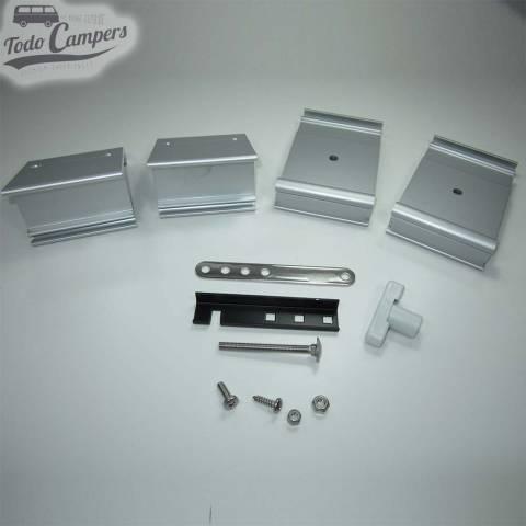 Piezas para montar el soporte para toldo Fiamma F35 Y F45s