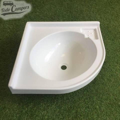 Lavabo de Esquina 420 x 420 mm