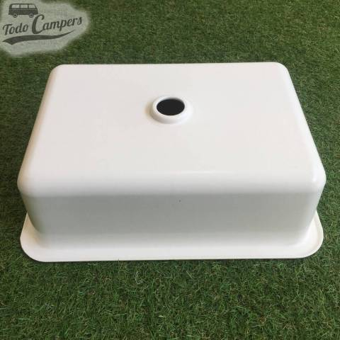 Lavabo rectangular 280 x 380 x 120 mm