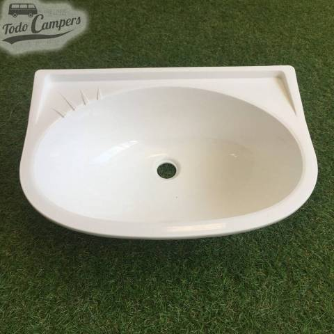 Lavabo Recto 390 x 300 mm