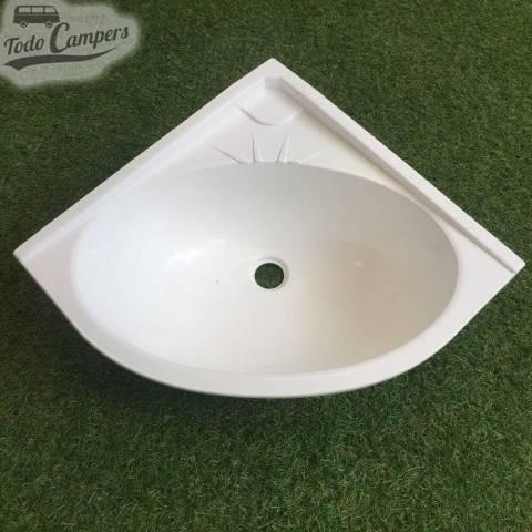 Lavabo de Esquina 335 x 335 mm