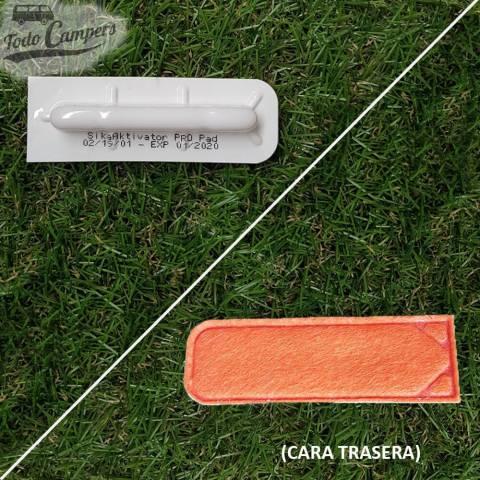 Placa Solar Rígida Monocristalina 120W - Almohadilla limpiadora