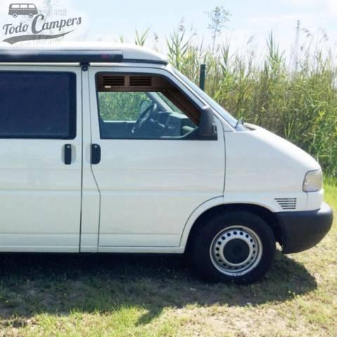Kit de rejillas de ventilación para las ventanas delanteras (conductor y acompañante) VW T4