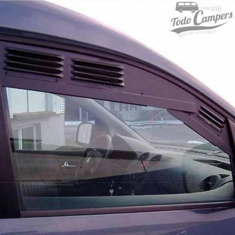 Caddy 2004-2020 con rejillas airvent