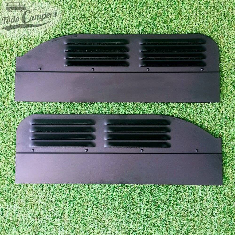 Kit de 2 Rejillas de ventilación para la cabina de Trafic, Vivaro y Primastar 2002-2014