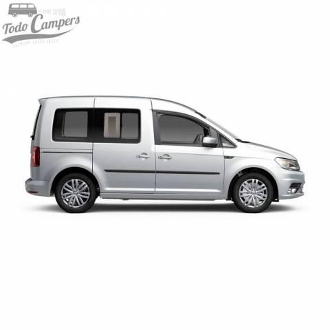 Colocación de Air Vent trasero conductor en Volkswagen Caddy desde 2004