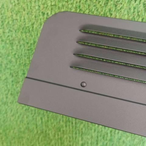 Air Vent para ventilar e impedir la apertura de la misma desde el exterior
