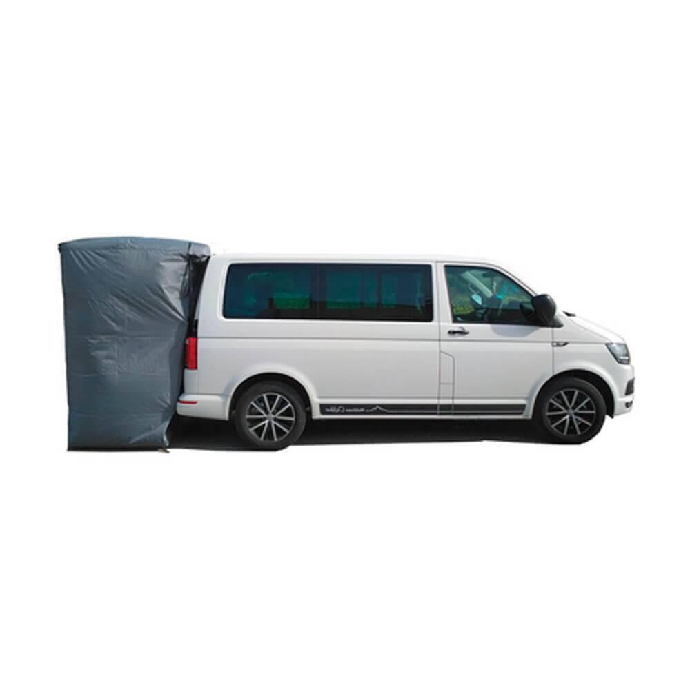 Cabina avancé Volkswagen T5, T6 y T6.1 - Portón trasero - Vancabin