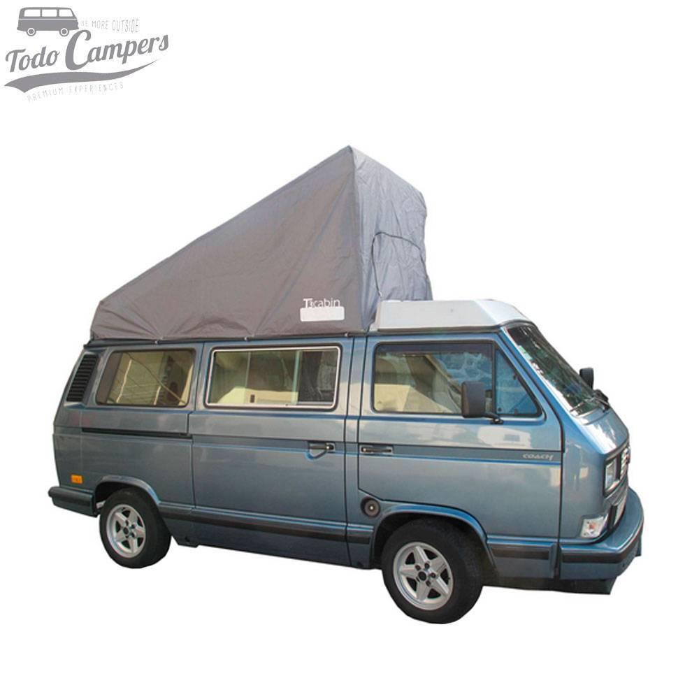 Funda de techo Volkswagen T3 Cover - Vancabin. Funda de techo para tu furgoneta