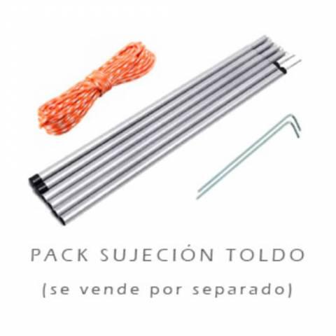 Pack de sujeción de toldo de cabina avancé para furgoneta Trafic, Vivaro, Primastar, Talento y NV300 - NO INLCUIDO