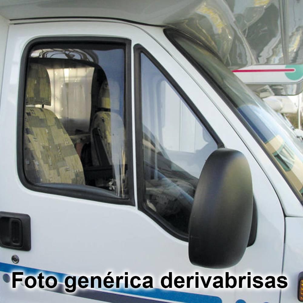 Derivabrisas / Deflectores Ducato Jumper Boxer - Desde 2007