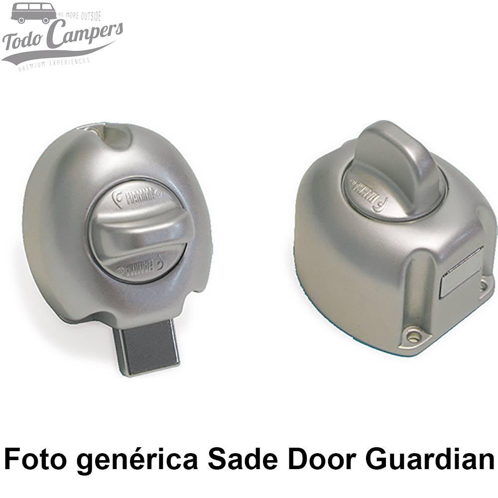 Cerradura Fiamma para las puertas de furgoneta o autocaravana.