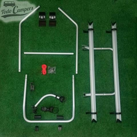 Piezas del portabicicletas para T4 (máximo 3 bicicletas)
