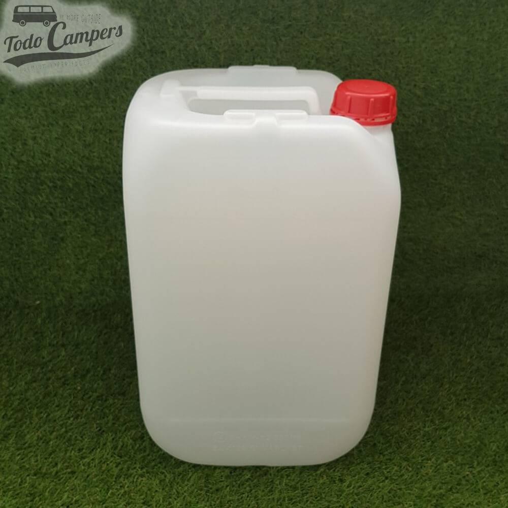 Garrafa 25 Litros (uso alimentario)