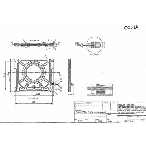 intrucciones montaje base giratoria asiento conductor ducato, jumper y boxer 1994 a 2006