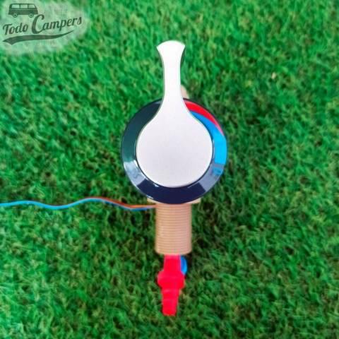 Premezclador color cromo para grifos y duchas camper