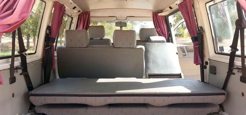 Habitaculo Normal VW T4